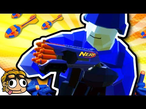 AMERICAN ILLUMINATI SUPER WEAPONS!   Ravenfield Weapon and