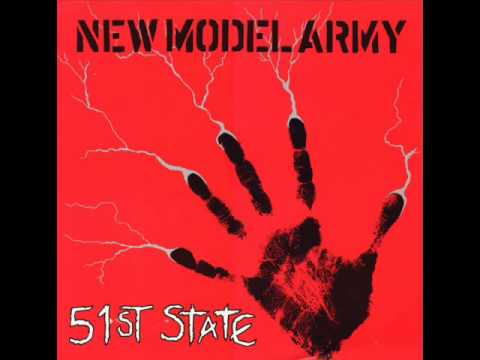 New Model Army - 51st State ♥†* [classix]