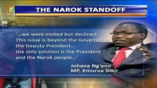 5 Narok Legislators Snub DP Ruto Reconciliation Talks' Meeting