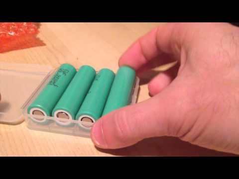Samsung INR18650-25R Batteries