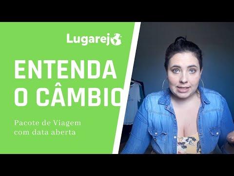 Pacotes de viagem com DATA ABERTA: O CÂMBIO (Parte 3) from YouTube · Duration:  6 minutes 23 seconds