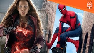 Scarlet Witch & Spider-Man Team-up film YES PLEASE