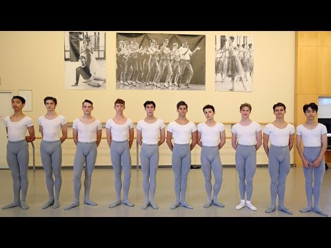 Canada's National Ballet School class of 2020: more males than females