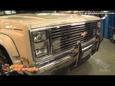 Bright Chevy K5 Super Custom : Brochure e servizio a Ruote Americane