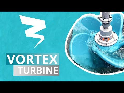 Turbulent Energy Explained: The Vortex Turbine!