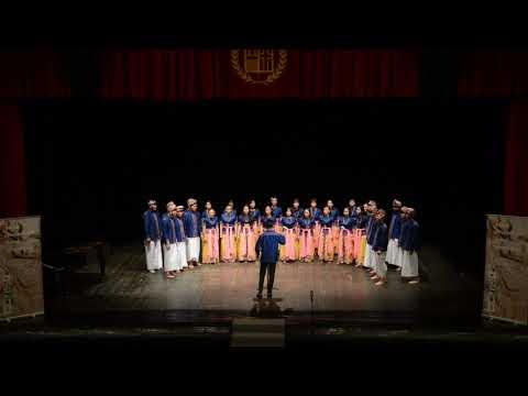 Toraya Choir | Hela Rotan Lagu Daerah Maluku