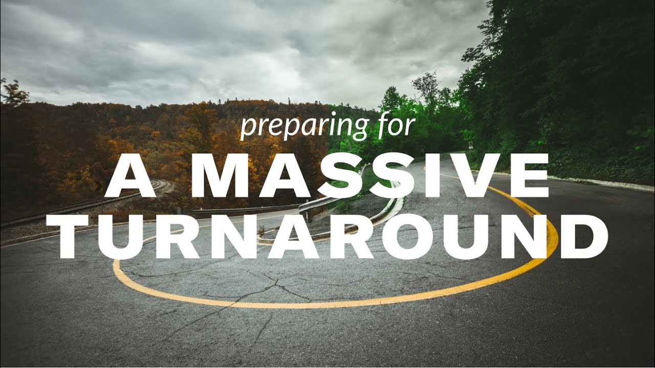 Preparing for a Massive Turnaround   ft. Dr. Lina Abujamra