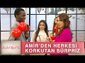 Zuhal Topal'la 128. Bölüm (HD)   Amir'den Naz'a Olay Yaratan Sürpriz!