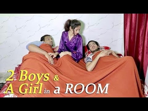 2 Boys & a Girl in a ROOM | Full Entertainment | Firoj Chaudhary | FE