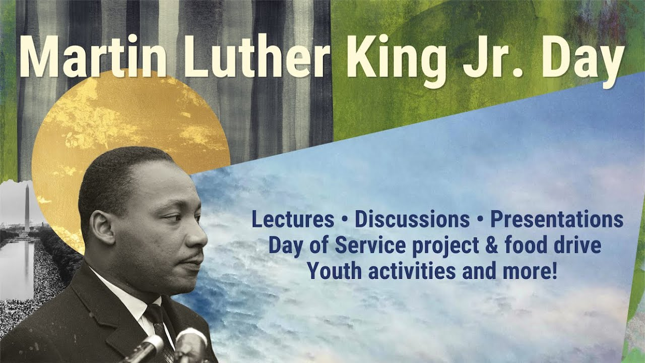 Upcoming King holiday events go virtual, focus on creating just society