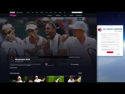 Watch Wimbledon Tennis FREE On BBC With UK VPN