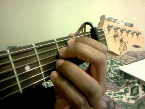 Emaj7 Guitar Chord Youtube