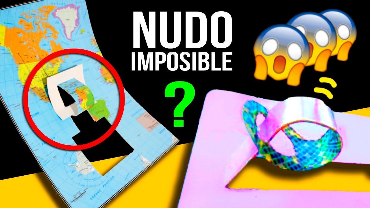 El Nudo Imposible Truco De Magia Facilisimo Para Sorprender A Tus Amigos Youtube