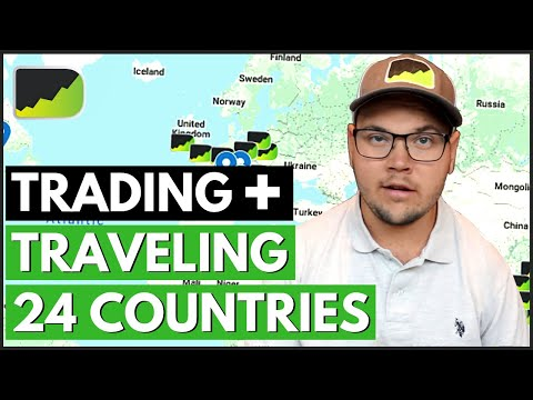 How To Travel Asia Living Off Of Trading