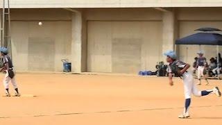 かっとばせ!!~三和ジュニア~ 兼城パイレーツ戦(練習試合) http://miwa...
