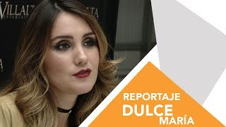 Dulce María presenta su disco y tour mundial
