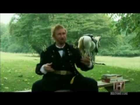 Bill Oberst Jr. in The History Channel's BEHIND THE SCENES: SHERMAN'S MARCH (2007)
