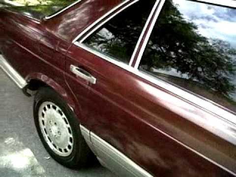 Mercedes 300sdl 300 sdl turbo diesel 1987 om603 youtube for Mercedes benz 300sdl for sale