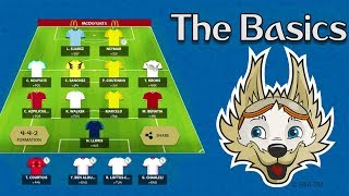 World Cup Fantasy : The Basics ⚽ Updates & Tips