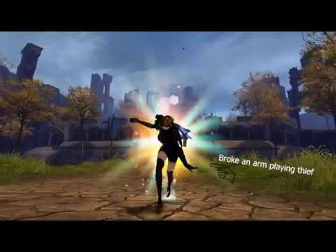 GW2 - Shadow [RDRM] Thief - Roaming Ep.6