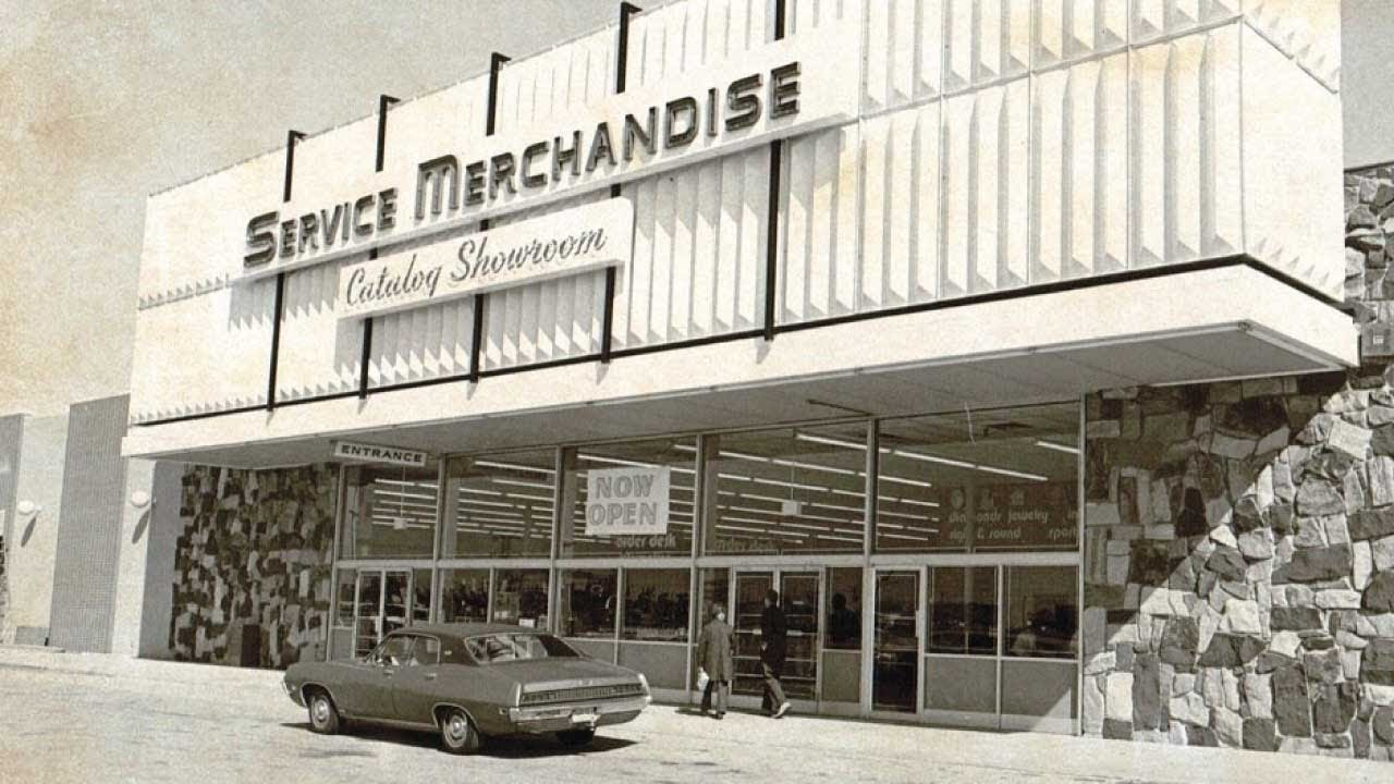 Shop the Service Merchandise Catalog - Life in America