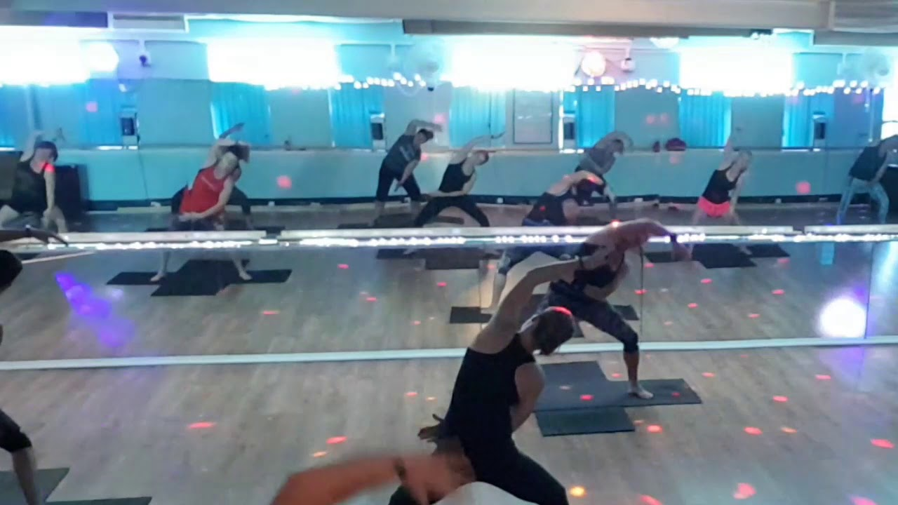 Energyflowworkout - Hi Energy Yoga -  Club Classics