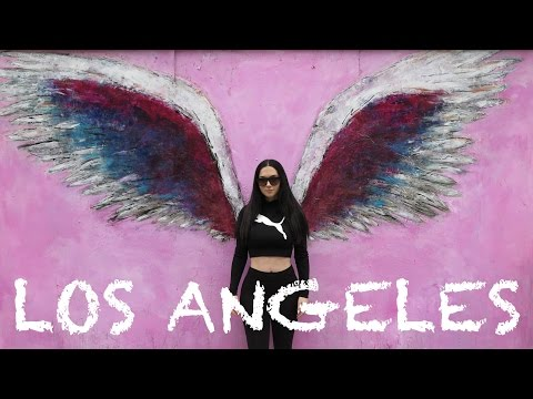 IRINA + FAUSTIX: LOS ANGELES TRAVEL VLOG