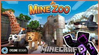 Minecraft 採礦動物園 MINE ZOO - 海陸空20種珍禽異獸待你細心照料