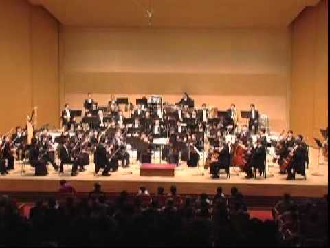 Dvorak Carnival overture Rossini-Basson concerto youngchil lee( Tokyo New city심포니)