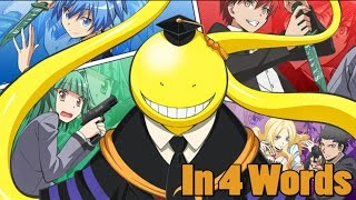 assassination classroom in 4 words bcg ask bcc 7