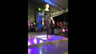 Glam Rock Fashion Show