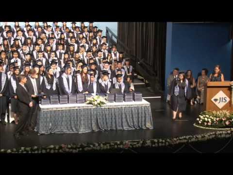 JIS Graduation - Class of  2015