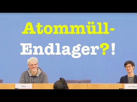 Kritik an Standortauswahl bei der Suche für Atommüll-Endlager   BPK 28. September 2020