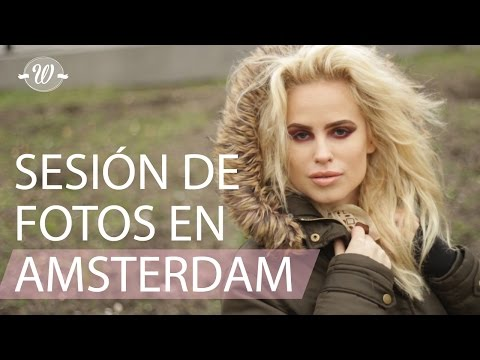 Video de mi sesión de fotos en Amsterdam