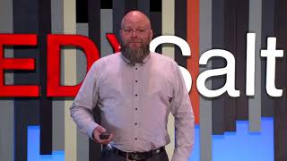 How investing in artists drives both cultural and economic growth | Adam Bateman | TEDxSaltLakeCity