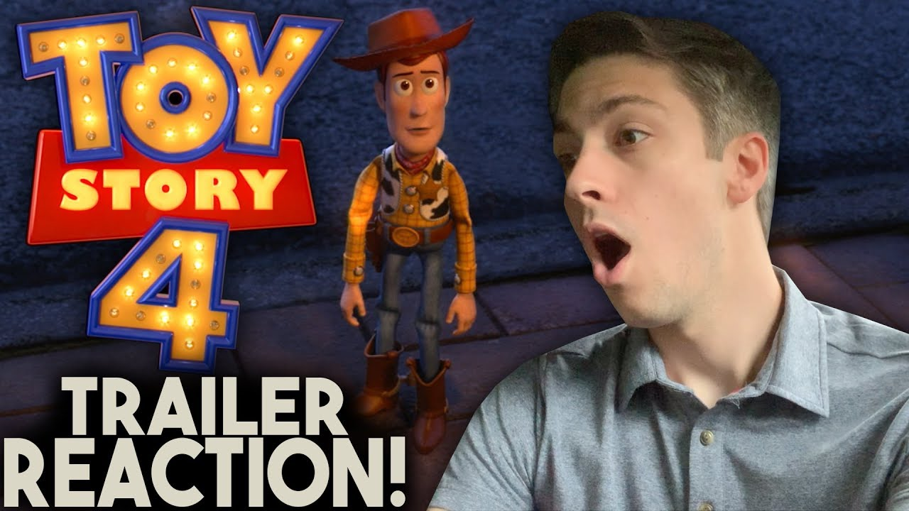 Toy Story 4 Official Trailer 2 Reaction Youtube