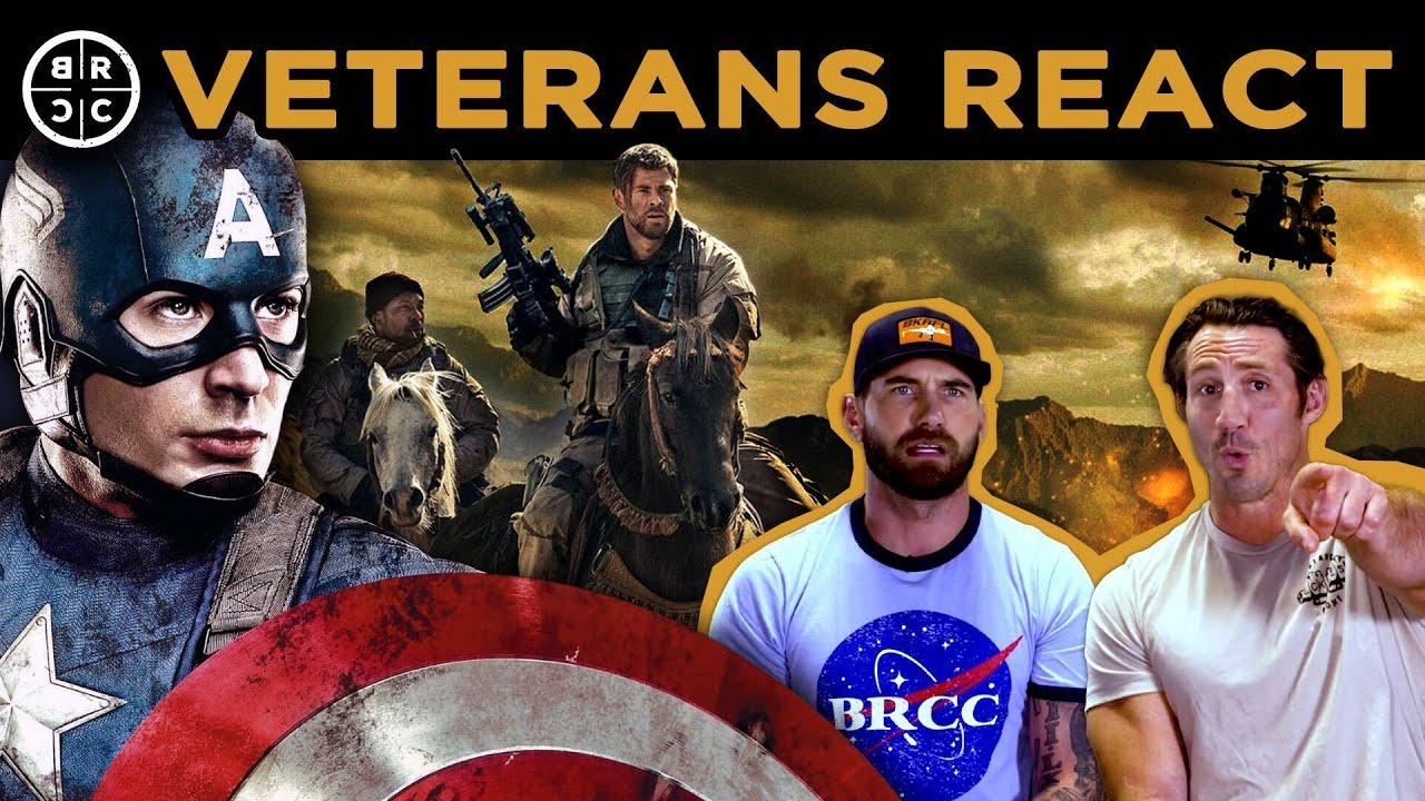 Veterans React to EPIC ACTION Films: EP29