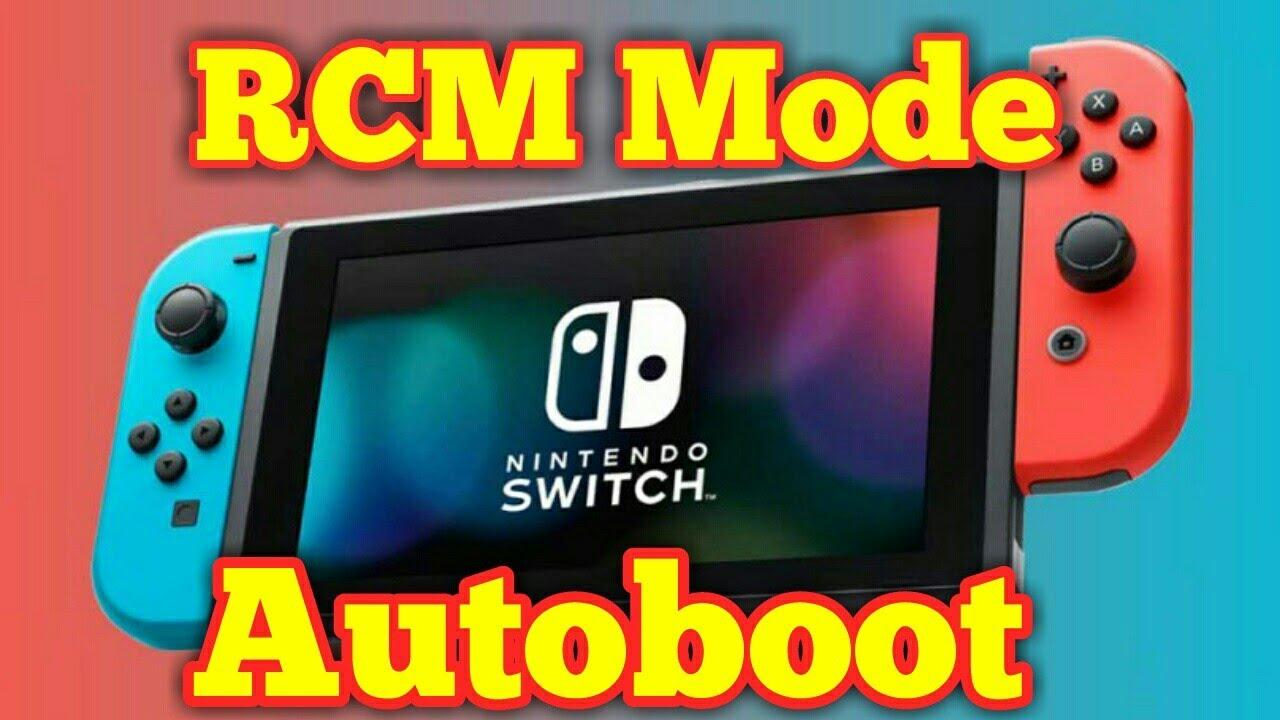 Switch Homebrew: briccmii | RCM Autoboot Tool veröffentlicht  [Deutsch/German]