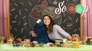 The Scoop I Cookie Monster