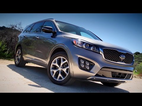 2016 Kia Sorento – Review and Road Test