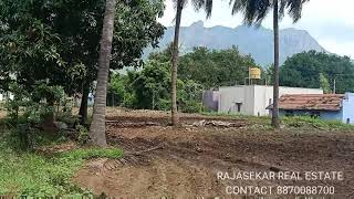 City 12kms agriculture land with coconut tree for sale near tada gam Coimbatore