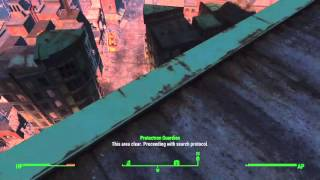 Fallout 4! Where to go for Weathervane: The Broken Monorail!