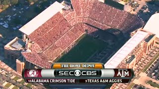 alabama vs texas a highlights 2015 ncaa football week 7