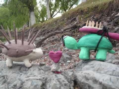 love endures all things (stop motion)