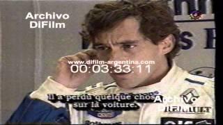 DiFilm - Las ultimas 100 Horas de Ayrton Senna (1994)