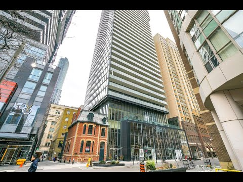 #4309-15 Grenville Street Toronto Home For Sale - Real Estate Properties For Sale
