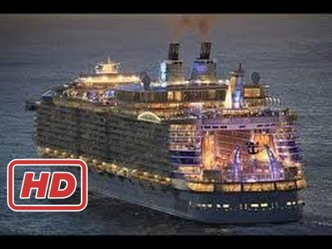 Megastructures - The largest passenger ship in the world Documentary 2017 HD