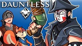 Dauntless - ARRRR, WE BE PIRATES!!!!! (Cool new skins)