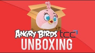 TCC Stella Unboxing! - Angry Birds Merchandise Videos