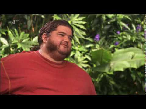 Jorge Garcia interview with Sky1